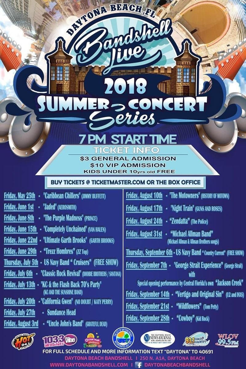 Summer Concert Series 2018 Min